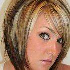 Trendy mid length hairstyles
