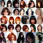 Types of hairstyles for women