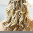 Wedding hair syles