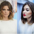 2017 medium length haircuts for women