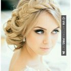Bridal hairstyle 2017