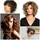 Curly hairstyles for 2017