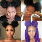 Natural hair styles 2017