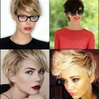 New pixie haircuts 2017