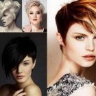 Short fashionable hairstyles 2017