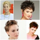 Short pixie hairstyles 2017