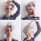 Trendy short haircuts for 2017