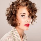 Curly hairstyles 2018