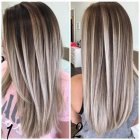 Haircut long hair 2018