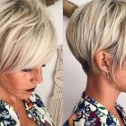 Hairstyle short hair 2018