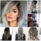 Hairstyles color 2018