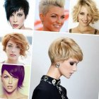 Images of short hairstyles for women 2018