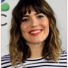 Medium hairstyles with bangs 2018