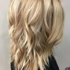 Mid length layered hairstyles 2018