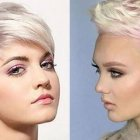 Pixie short hairstyles 2018