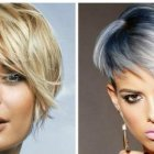 Short haircuts 2018 trends