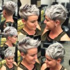 Short haircuts for women 2018