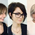 Short layered bobs 2018