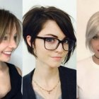 Short trendy hairstyles for 2018