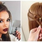 The latest hairstyles 2018