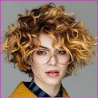Best short hairstyles for round faces 2019