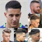 Mens short haircuts 2019