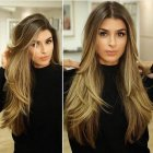 Popular hairstyles for long hair 2019