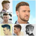 Short hairstyles men 2019