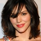 Haircuts styles for medium length hair
