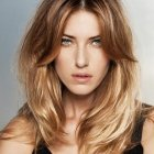 Hairstyles for medium long hair with layers