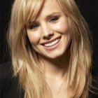 Images of medium length haircuts with layers