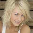 Layered haircuts for women with medium length hair