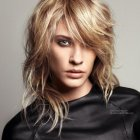 Long shaggy haircuts for women