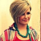 New trendy short hairstyles