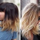 Popular medium length haircuts 2015