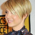 Short hairstyles womens