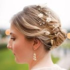 Wedding hair pieces flowers