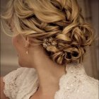 Wedding hair updo styles