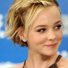 Best short hair cuts for women