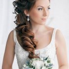 Bridal haircut