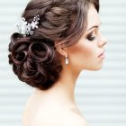 Bridal latest hairstyle