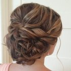 Bridal updo styles