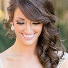 Bridesmaid hair do