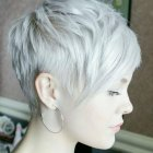 Cute short pixie hairstyles
