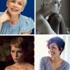 From long hair to pixie cut