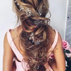 Hair for the wedding