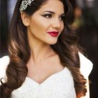 Hair out wedding hairstyles