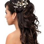 Hair styles for a bride