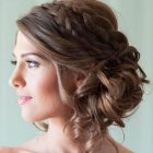 Hairdos for a wedding