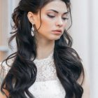 Hairstyles for wedding down